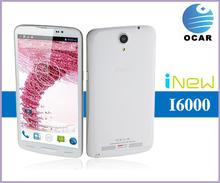 Factory Direct Unlocked Cellphone INEW I6000 MTK6592 Cortex A7 Octa core 1.7GHz Android 4.2 RAM 2GB ROM 16GB Dual Sim Camera