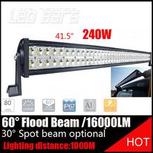 2013 nuevos productos de partes de automóviles coche, de alta calidad led lámpara de camiones, 240w barra de luz led 12v