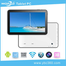 USA Hotest 10.1 inch tablet pc android 4.4 allwinner A31S high quality tablet pc