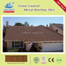 Roof Tiles Prices/Stone Coated Roof Tile/Building Materials Decking 86- 18264998588