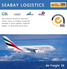 fast air freight china to ireland