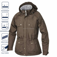 Waterproof Winter Horse Riding Jacket with multi pocket