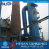 Gas wet scrubber/SO2, CH4, H2S gas scrubbers