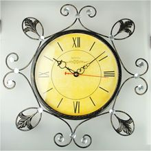 Classical Metal Wall Clock
