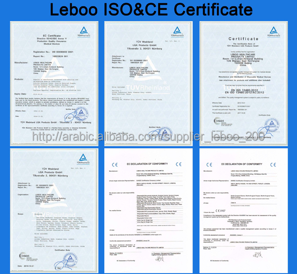 ISO&CE Certificate
