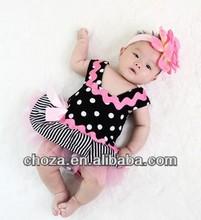 C21876A WHOLESALE BABY GIRL PRINCESS DRESS ROMPER