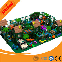 Attractive Electronic Naughty Castle/Kids Amusement Park Indoor Playground Toys