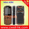 Low Price China Mobile Phone MINI A9N Dual SIM Card 1.44 Inch Screen MP3 MP4 FM Radio Bluetooth Four Band GSM Unlocked