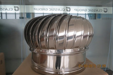 steel turbine ventilator