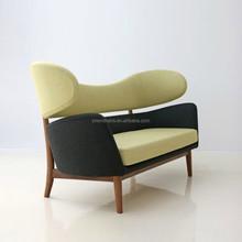 bear sofa fabric sofa chair wooden sofa chair/luxury living room home furniture
