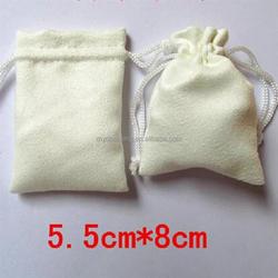 Great quality velvet drawstring pouch for gift