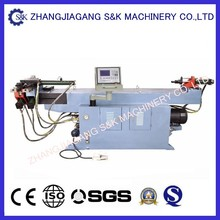 Manual operated metal round and flat bar and rod bender