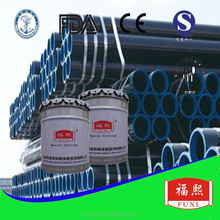 Pipeline Paint Moisture Curing Epoxy Coal Tar Pitch Anticorrosive Paint