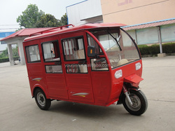 CNG 3 wheelers