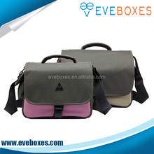 OEM Latest Professional Stylish Camera Bag With Laptop Compartment