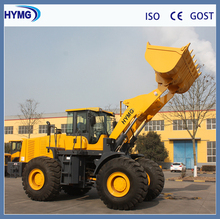 farming work wheel loader ZL60 with optional attachment