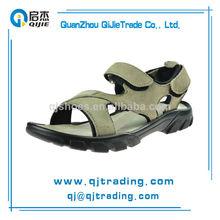 nueva top verano guapo venta zapatos de cuero de diseño cómodo niños sandalia