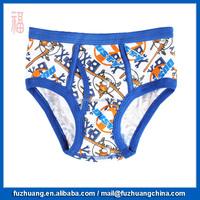 Hot Sales Plane Children Underwear Boys Brief 006