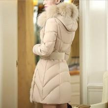 EY0180A Black Rabbit fur Jacket with silver wool fur collar fashion women's coat