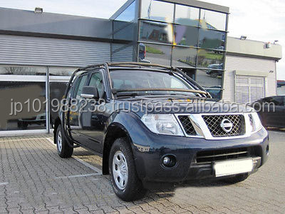 Used pick up nissan navara 4wd dpf d cab lhd 2680 diesel buy