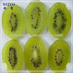 natural dried kiwi slices 2013 crop