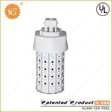 Gx24q Gx24D Base 2 Pin 4pin Ra80 1000lm 9W high power g24 led lamp