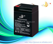 6v 4ah rechargeable batteries,6v4.0ah 20hr sealed lead acid battery with high quality,maintenance free battery.