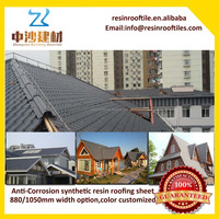 New synthetic resin Roofing materials wholesale price