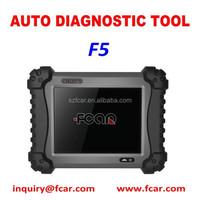 Fcar Multi-functional original car diagnostic tool F5-W inclusive software coverage , asian, american,european