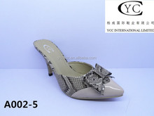 2015 ebay china website lady shoe high heel with competitive price classic pumps