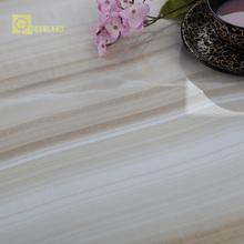inkjet polished glazed white marble tile floor anti-slip ceramic tile
