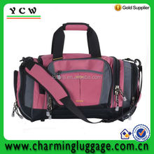 pink travel journey bags for holiday