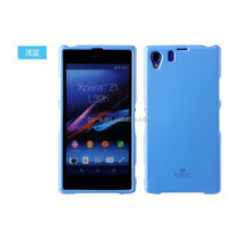 Newest hot sell hot quality original Goospery Mercury tpu jelly flip cover mobile phone case for LG G VISTA