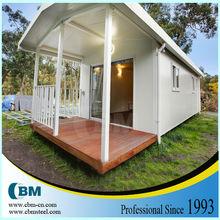 prefabricated mobile modular house PH9833-01-2