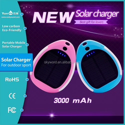 Private label solar mobile phone charger safety equipment panel solar