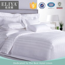 100% Cotton Hotel Stripes Quilt Bedsheet