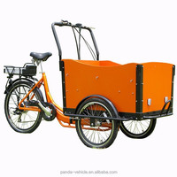 Hot SALE high quality 3 wheel tricycle two front wheels popular in USA