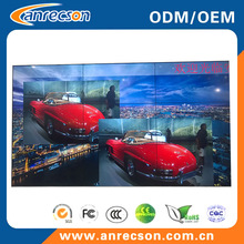 SAMSUNG 55 inch 3.9mm bezel ultra narrow bezel LCD video wall/mount rental led video wall xxx video xx