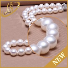 Good quality AAA grade pearl wholesale natural pearl strand