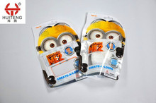 Popular Cute Carton Printing Shape Plastic Bag for Toys Package