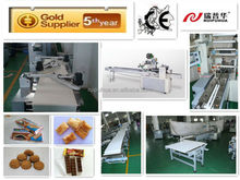 Cheese Cake Flow Packing Machine/System