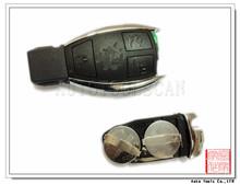 GENUINE key for MERCEDES BENZ E Class S C SLK CLK COUP VITO ETC 3 BUTTON REMOTE KEY FOB 433MHZ AK002022