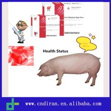 alimentazione animale maiale prodotti suppliment medicina destrano iniezione di ferro ghisa