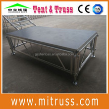 Aluminum Outdoor Concert Stage, Event Stage, Stage Podium For Sale