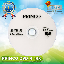 high quality blank dvd r promotional products