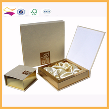 Custom cardboard paper personalized empty chinese tea gift box