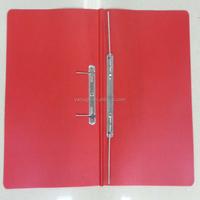pocket clear plastic folderbinder spine bar