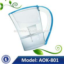 2.6L alkaline water filter jug OEM/ODM ok positive energy pitcher