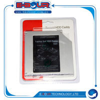 Slim Optical Drive 9.5MM IDE to SATA Universal 2nd HDD Caddy