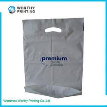 Cheap Custom Hdpe/ldpe Plastic T-shirt Shopping Bags Printing